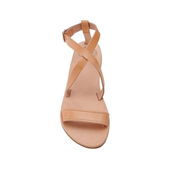 slides leather classic sandals Greek leather sandals sandals handmade roman sandals ancient DARIA sandals sandals sandals strappy q7FzqP