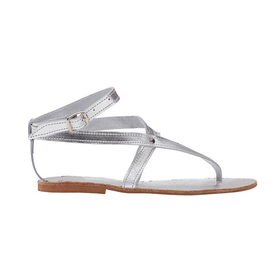 sandals ancient SILVER sandals Greek flats sandals sandals AGNETE sandals gold Greek thong grecian ankle cuff sandals leather handmade USF5Hq