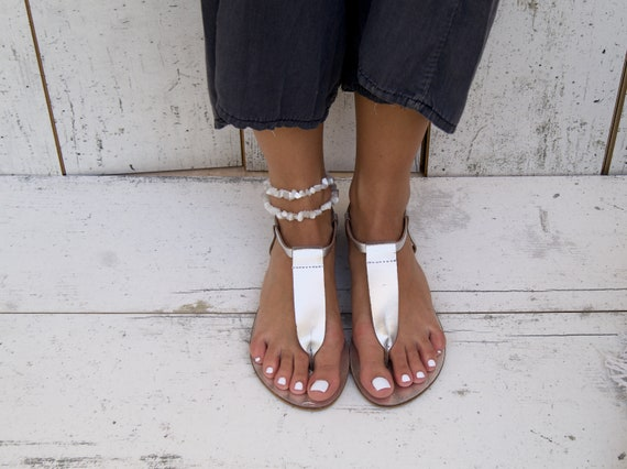 t Greek thong handmade sandals sandals sandals Ancient leather sandals flats Artemis grecian Greek sandals strap sandals sandals silver 56wgq0xnnC