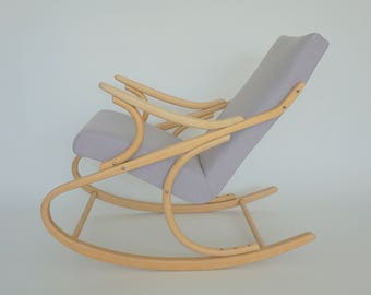 1960's Rocking Chair from TON