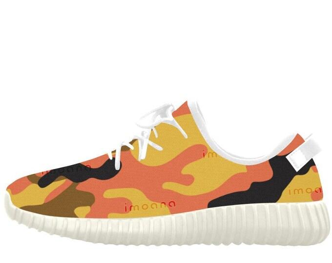 GRUS camouflage style sports shoes IMOANA.
