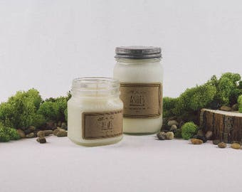 Sweater Weather 16oz Premium Soy Candle