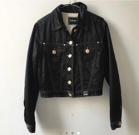 8c954a1b960f Sale VERSACE Jacket by Gianni Versace Jeans Couture Jacket