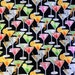 Judy reviewed Fabric Cocktails with Glitter Margarita, Martini, Cosmopolitan, Bartender, Manhattan, Daiquiri Timeless Treasures Licensed Cotton Fabric QTR