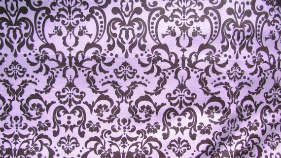 Robert Kaufman Fabric Black And White Collection Damask Smoke HALF METRE