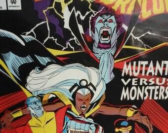 X-Men Mutants Vs Monsters! Issue #1 X-men versus Dracula