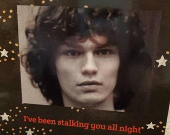 Richard Ramirez The Night Stalker Serial Killer Badge Reel