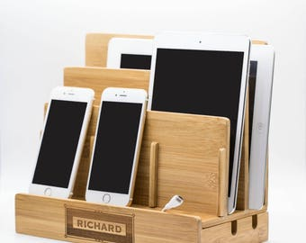 family gift ideas,best docking stations,christmas gifts,family charging station,Anniversary Gift,multi device charging station,laptop
