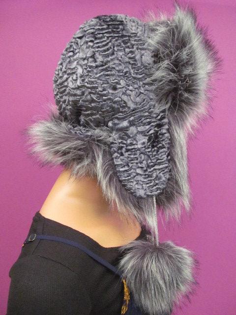 dcf794f8b99 Womens Faux Fur Hats Russian Winter Hat Faux Fur Russian