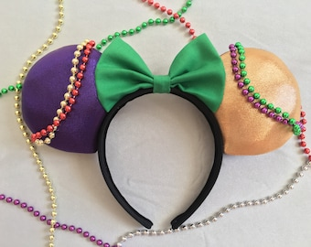 New Orleans Square Inspired Ears