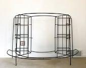 vintage mid century Raymor Arthur Umanoff iron bar frame