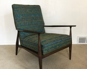 mid century Paul McCobb Planner Group lounge chair