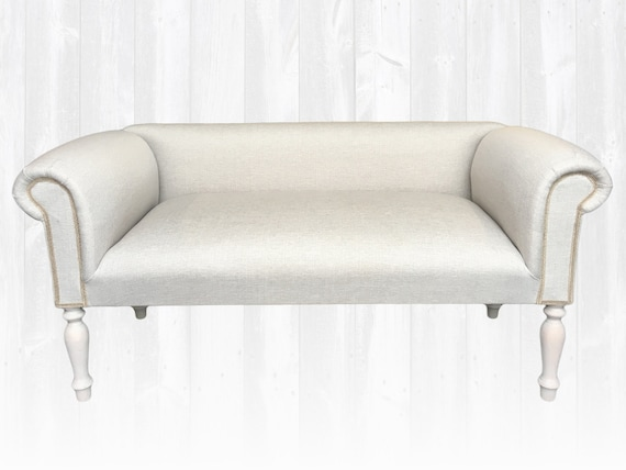 Cool Sofa Handmade In Uk Two Seater Gorgeous Sofa Beige Grey Taupe Herringbone Interior Design Ideas Clesiryabchikinfo