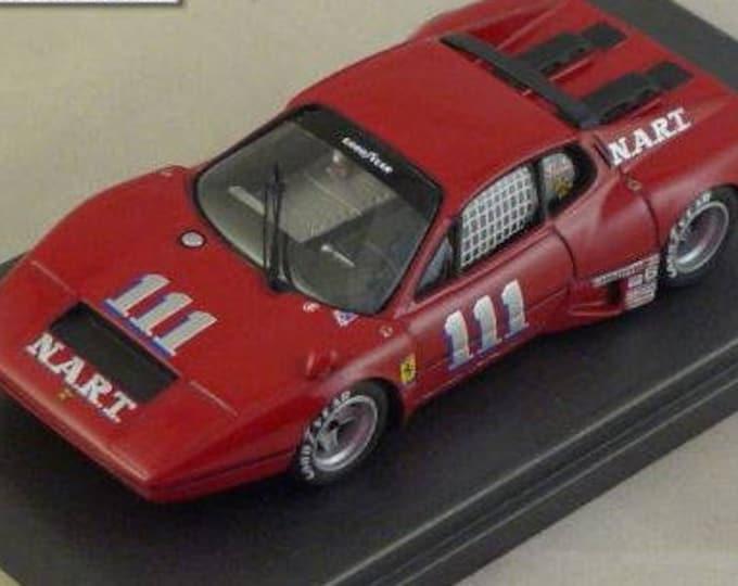 Ferrari 365 GT/BB Imsa Nart 12h Sebring 1975 #111 REMEMBER kit 1:43