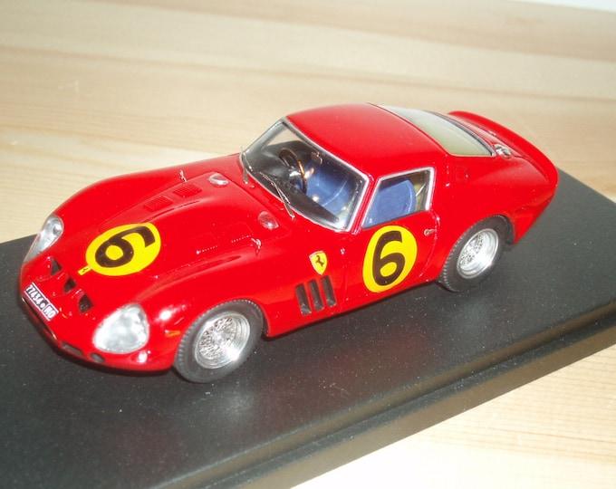 Ferrari 250 GTO 3647GT Tourist Trophy 1962 #6 Surtees Remember Models KIT 1:43
