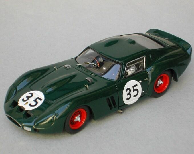 Ferrari 250 GTO 4491GT 12h Reims 1965 #35 Sutcliffe/Bradley Remember Models KIT 1:43