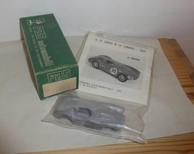 Lancia D24 Spyder Carrera Panamericana 1953 winner Fangio FDS kit n.21 1:43