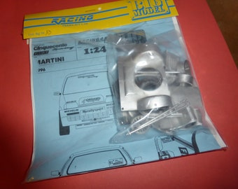 1:24 transkit for Fiat Cinquecento Sporting Martini Cup 1997/Ypres/1000 Miglia 1997- top item RACING43 Big-TK13