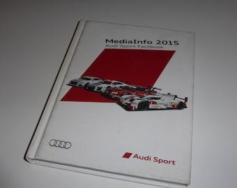 Audi Sport 2015 official factbook (WEC, GT, DTM etc.)