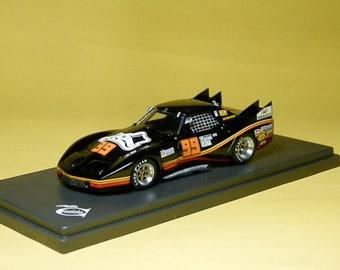 Chevrolet Corvette IMSA Bar-Baron 24h Daytona 1980 #99 Phil Currin Remember factory built 1:43