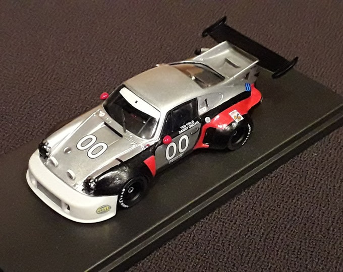 Porsche 911 Carrera RSR Turbo 24h Daytona 1977 n.00 Ongais/Follmer/Field 1:43 Remember Models factory built