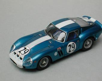 Ferrari 250 GTO 3987GT Daytona 3h 1963 #29 Roger Penske Remember Models kit 1:43