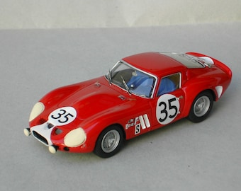 Ferrari 250 GTO 3223GT 12h Sebring 1966 #35 Perkins/Slottag Remember Models kit 1:43