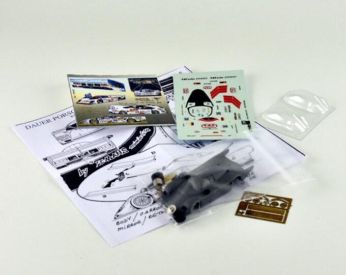 Dauer Porsche 962 Le Mans 1994 winner #36 Le Mans Miniatures kit 1:87 187048