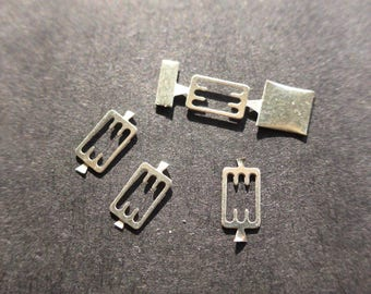 pack of 4 photoetched gearbox selectors for GT and racing cars 1:24 Gemini Modelcars 24PE01