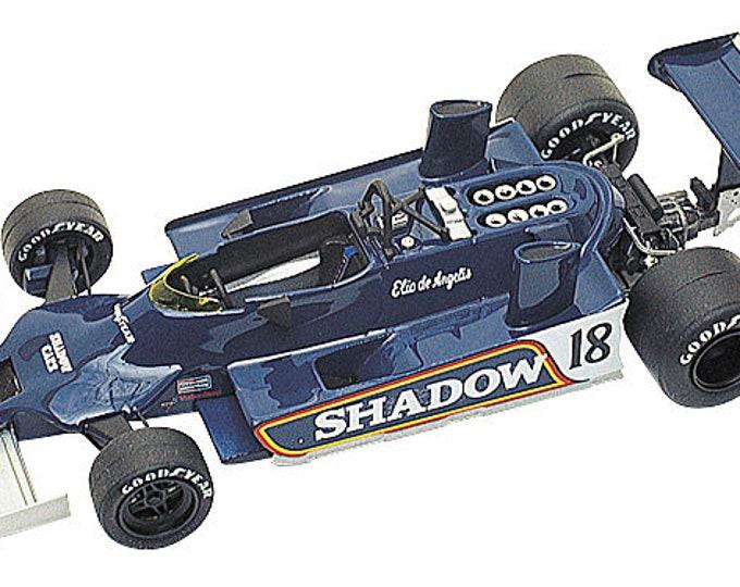 Shadow Ford Cosworth DN9B F.1 Belgian GP 1979 De Angelis TAMEO Kits TMK270 1:43