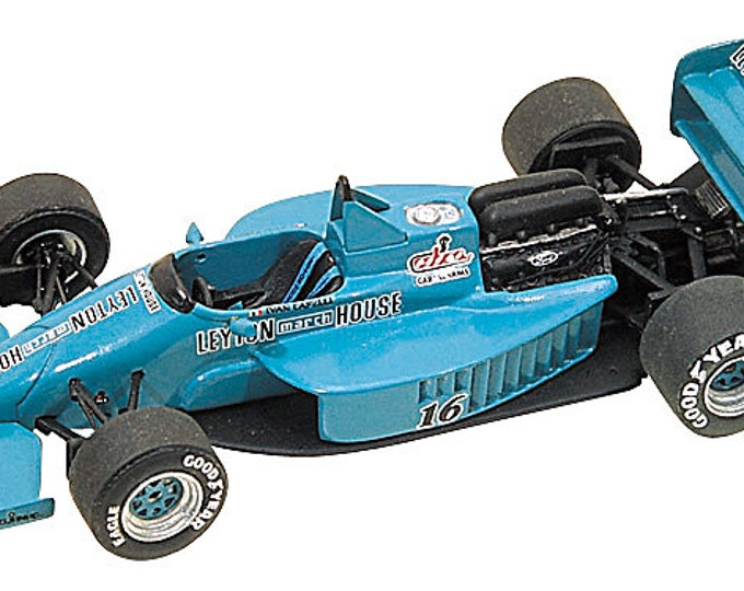 March Cosworth 871 F.1 Leyton House Monaco GP 1987 Ivan Capelli Tameo Kits TMK060 1:43