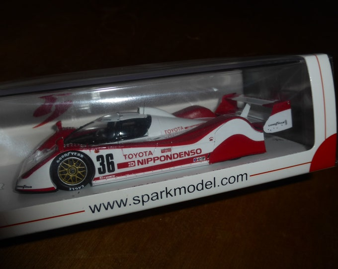 Toyota TS10 GrC Autopolis 1991 #36 Lees/Walace Spark SJ063 still sealed 1:43 SHIPPING OFFERED
