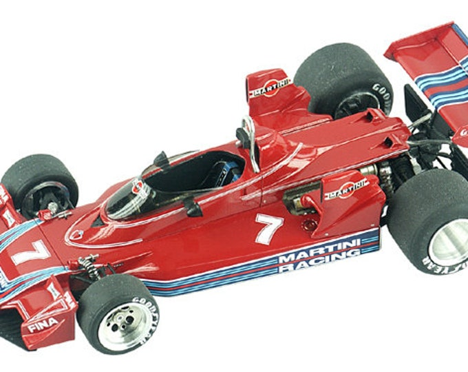 Brabham Alfa Romeo BT45 F.1 Spanish GP 1976 Pace or Reutemann TAMEO Kits TMK307 1:43