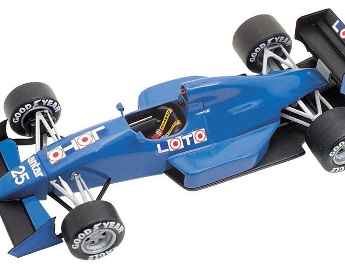Ligier Cosworth JS33 F.1 Monaco GP 1989 Arnoux or Grouillard Tameo Kits TMK098 1:43