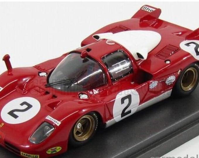 Ferrari 512S 1000km Monza 1970 #2 Surtees/Schetty Madyero by Remember 1:43 KIT