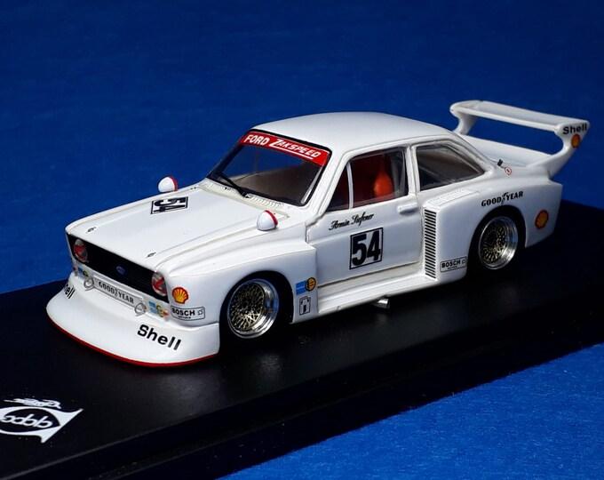 Ford Escort RS Zakspeed Gr5 DRM Nürburgring 300 1978 #54 Armin Siefener REMEMBER Models 1:43 - Factory built