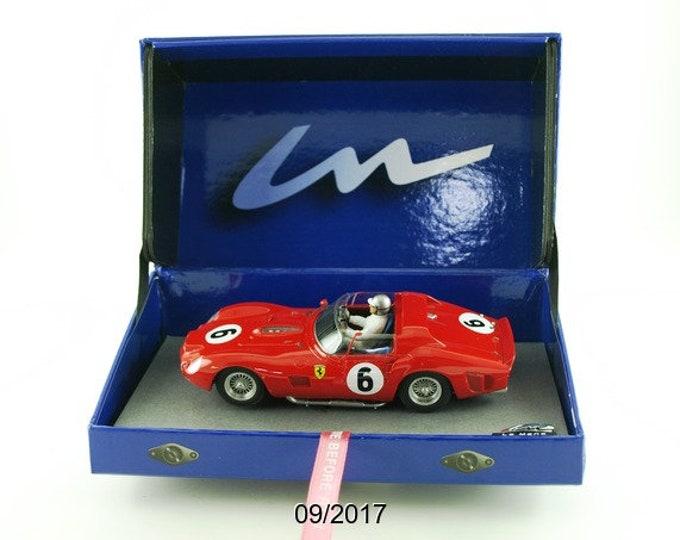 Ferrari 330 TRI Le Mans 1962 winner Hill/Gendebien GTS Série Le Mans Miniatures slot car 1:32 132072M