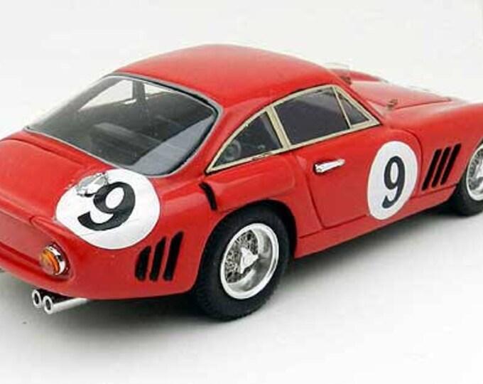 Ferrari 330 LMB 4381SA Le Mans 1963 #9 Noblet/Guichet Remember Models kit 1:43