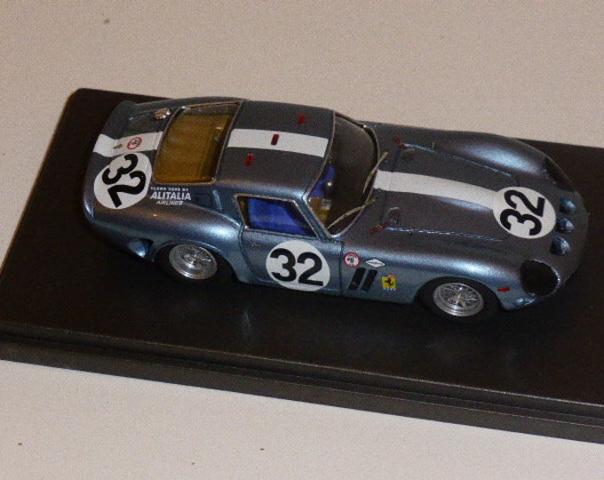 Ferrari 250 GTO 3223GT 12h Sebring 1963 #32 Hayes/Thiem Remember Models kit 1:43