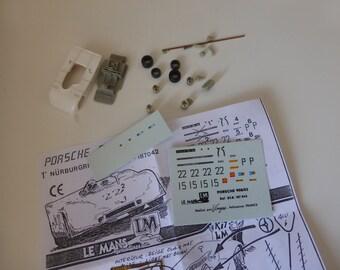 Porsche 908/2 Salzburg 1000km Nurburgring 1970 #15/22 Miniatures prepainted kit 1:87 187042