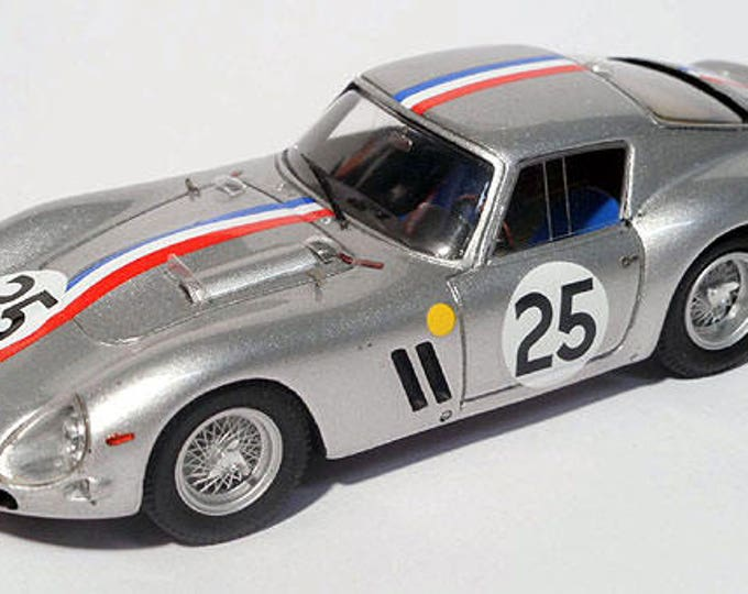 Ferrari 250 GTO 4153GT Le Mans 1963 #25 Dernier/Dumay Remember Models kit 1:43
