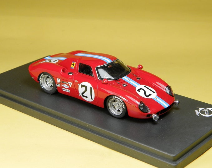 Ferrari 250 LM 5893GT NART 24h Daytona 1970 #21 Young/Chinetti jr 1:43 Remember Models factory built