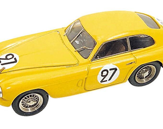 Ferrari 166 MM Berlinetta Le Mans 1950 #27 Simon/Haig Tameo Kits TMK085 1:43