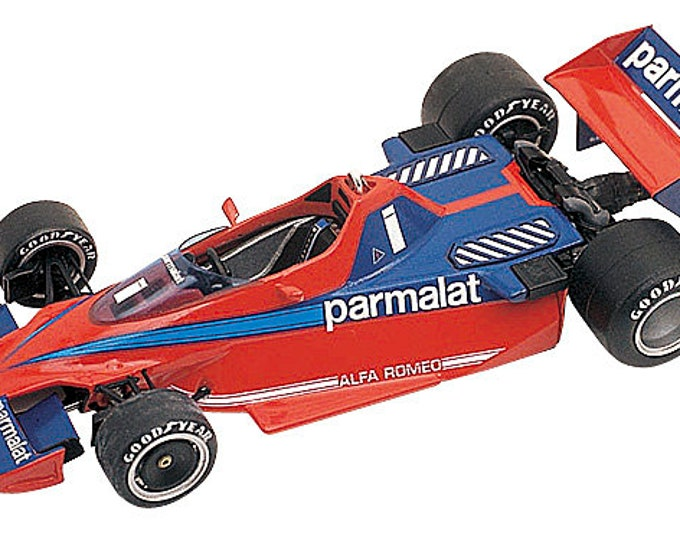 Brabham Alfa Romeo BT46 F.1 Italian GP 1978 Watson or Lauda TAMEO Kits TMK232 1:43