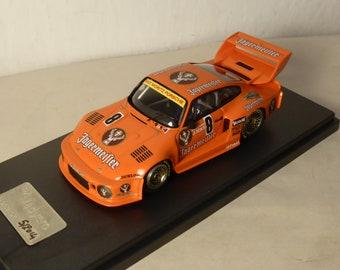 Porsche 935 Gr.5 Max Moritz - Jaegermeister 1000km Nurburgring 1978 #8 Ickx/Schurti Madyero by Remember 1:43 Factory built