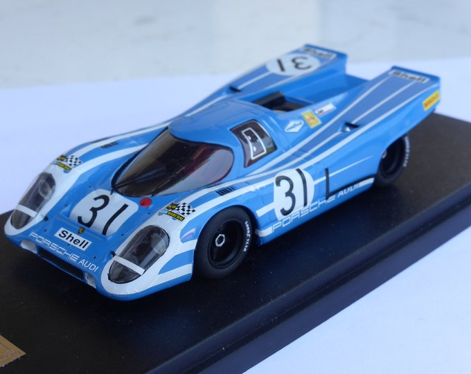 Porsche 917K Team Salzburg Racing 6 hours Watkins Glen 1970 #31 Elford/Hulme Fast by Ciemme43 1:43 factory built