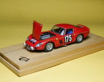 Ferrari 250 GTO 3607GT Tour Auto 1964 #175 Dubois/de Montaigu REMEMBER Models with engine 1:43 - Factory built