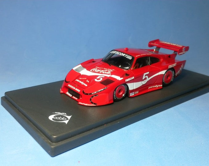 Porsche 935/84 Fabcar IMSA Bob Akin Racing Daytona/Sebring/Riverside 1984 Remember Models KIT 1:43