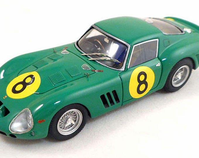 Ferrari 250 GTO 3767GT Goodwood Tourist Trophy 1962 #8 David Piper Remember Models KIT 1:43