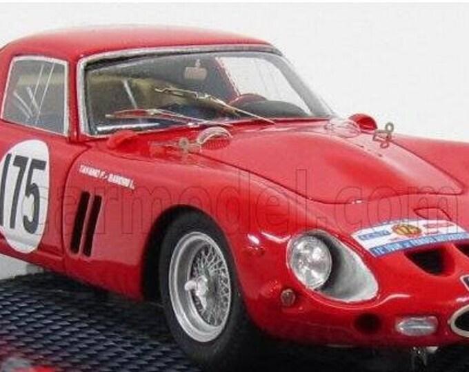 Ferrari 250 GTO 4757GT Tour Auto 1963 #175 Tavano/Bandini Remember Models kit 1:43